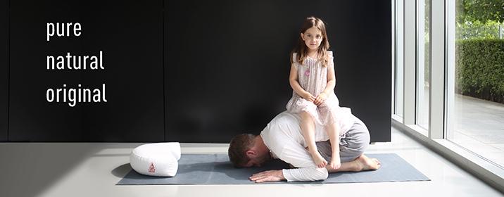 Jógához és meditációhoz használatos párnák huzata