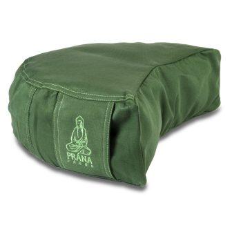 Zöld standard huzat félhold ülőpárnához