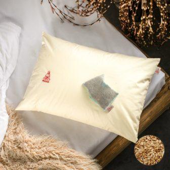 PRANA Premium Tönkölyhéj 50x70 cm + levendula betét