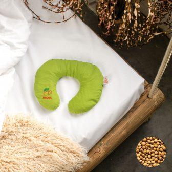 PRANA Meggymag párna nyakkifli zöld